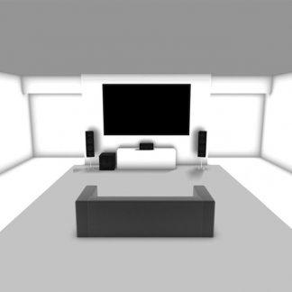3.1 Speaker Installation